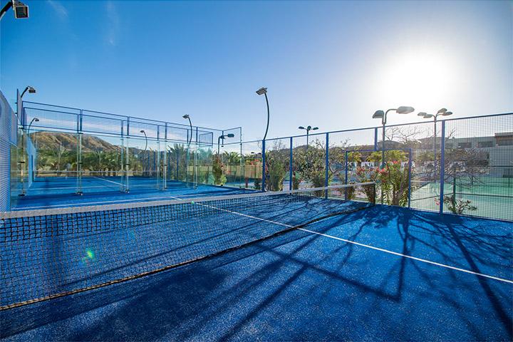 Paddle Tennis Court